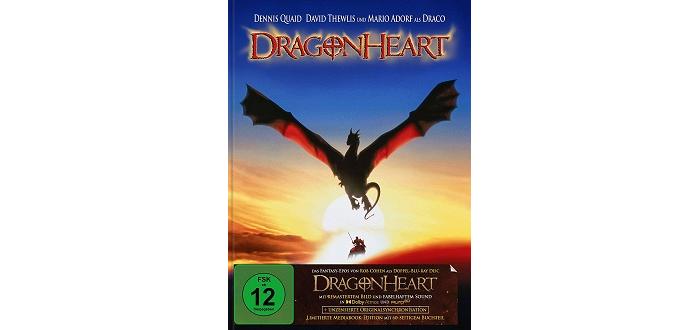 Blu-ray-Test: Dragonheart – Mediabook